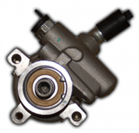 Turn One Steering - Turn One Steering Power Steering Pump w/ Pulley - Chevy Corvette 1997-2014