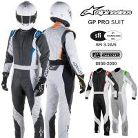 SFI-5 Rated Multi-Layer Suits - Shop All SFI-5 Auto Racing Suits - Alpinestars - Alpinestars GP Pro Suit