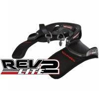 Safety Equipment - Head & Neck Restraints - NecksGen - NecksGen REV 2 LITE Head & Neck Restraint - Medium