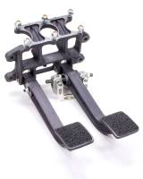 Brake Pedal Assemblies - Pedal Assemblies - AFCO Racing Products - AFCO Dual Pedal Swing Mount Pedal Assembly - 6.25: 1 Ratio