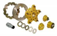 Brake System - Coleman Racing Products - Coleman Hub Seal - Wide-5 - Series IV/Series V Hubs