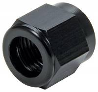 "Fittings & Hoses - Tube Nuts - Allstar Performance - Allstar Performance Aluminum -6 AN Tube Nut For 3/8"" Tubing"