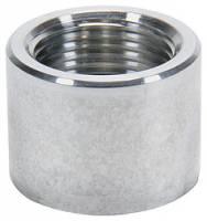 """Aluminum Weld-In Fittings - Female NPT Aluminum Weld-In Fittings - Allstar Performance - Allstar Performance 1"""" NPT Female Weld Bung - Aluminum"""
