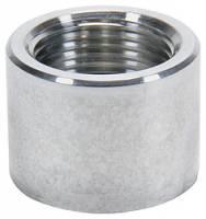 """Aluminum Weld-In Fittings - Female NPT Aluminum Weld-In Fittings - Allstar Performance - Allstar Performance 1/2"""" NPT Female Weld Bung - Aluminum"""