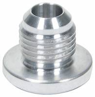 Weld-On Bungs and Fittings - Male AN Aluminum Weld-On Bungs - Allstar Performance - Allstar Performance 4 AN Male Weld Bung - Aluminum