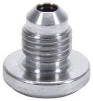 Steel Weld-In Fittings - Male AN Steel Weld-In Fittings - Allstar Performance - Allstar Performance 4 AN Male Weld Bung - Steel