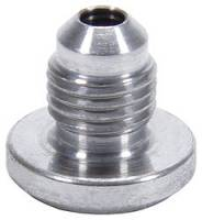 Steel Weld-In Fittings - Male AN Steel Weld-In Fittings - Allstar Performance - Allstar Performance 8 AN Male Weld Bung - Steel