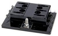 Electrical Wiring and Components - Fuse Blocks - Allstar Performance - Allstar Performance Fuse Block 6-Circuit