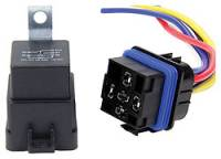Allstar Performance - Allstar Performance Weatherproof Relay w/ Harness 30-amp
