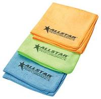 Tools & Pit Equipment - Shop Towels & Rags - Allstar Performance - Allstar Performance Microfiber Towels