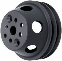 Water Pump Pulleys - V-Belt Water Pump Pulleys - Allstar Performance - Allstar Performance 1:1 Water Pump Pulley