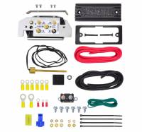 Fan Parts & Accessories - Electric Fan Wiring & Switches - Derale Performance - Derale Integrated PWM Fan Controller, Push In Probe