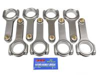 Connecting Rods - Connecting Rods - BB Chevy - Eagle Specialty Products - Eagle BBC 4340 Forged H-Beam Rods 6.135