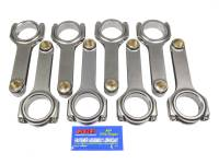 Connecting Rods - Connecting Rods - BB Ford - Eagle Specialty Products - Eagle BBC 4340 Forged H-Beam Rods 6.700in w/L19 Bolts