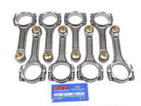 Connecting Rods - Connecting Rods - Mopar - Eagle Specialty Products - Eagle SBM 5140 Forged I-Beam Rods 6.123in
