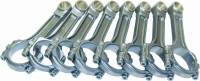 Connecting Rods - Connecting Rods - SB Ford - Eagle Specialty Products - Eagle SBC L/W 5140 Forged I-Beam Rods 6.250