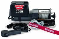 Trailer & Towing Accessories - Winches - Warn - Warn Works 2000 Winch