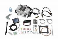 Fuel Injection - Fuel Injection Systems - Holley Performance Products - Holley Sniper EFI Kit - Shiny Finish