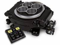 Fuel Injection - Fuel Injection Systems - Holley Performance Products - Holley Sniper EFI Master Kit - Black Finish