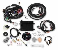 Computer Modules - Engine Control Modules - Holley Performance Products - Holley Ford MPFI HP ECU & Harness Kit