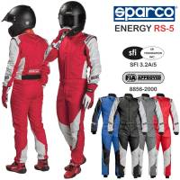 Sparco - Sparco Energy RS-5 Suit