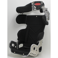 Seats - Mini Sprint / Micro Sprint Seats - Kirkey Racing Fabrication - Kirkey 37 Series Micro Sprint Seat 10 Degree w/ Cover - 15""