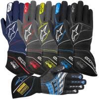 Sponsored Drivers - Alpinestars Gloves - Sponsored Driver - Alpinestars - Alpinestars 2017 Tech 1-ZX Gloves