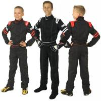 Junior Racing Suits - Simpson Youth Suits - Simpson Race Products - Simpson Legend II Youth Racing Suit Package