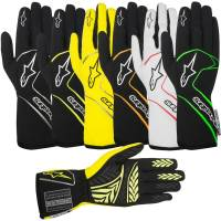 Racing Gloves - FIA Approved Racing Gloves - Alpinestars - Alpinestars 2017 Tech 1 Race Glove