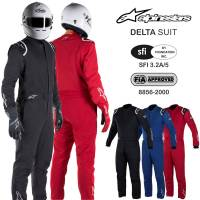 Sponsored Drivers - Alpinestars Racing Suits - Sponsored Driver - Alpinestars - Alpinestars Delta Race Suit Package