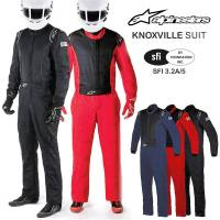 Racing Suits - Racing Suit Packages - Alpinestars - Alpinestars Knoxville Suit Package - Black