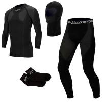 Underwear - Kart Racing Underwear - Alpinestars - Alpinestars Complete KX Tech Layer Set - Long Sleeve