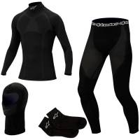 Underwear - Kart Racing Underwear - Alpinestars - Alpinestars Complete KX Winter Tech Layer Set