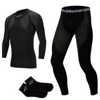 Karting Gear - Karting Underwear - Alpinestars - Alpinestars KX Tech Layer Set - Long Sleeve