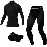 Underwear - Kart Racing Underwear - Alpinestars - Alpinestars KX Winter Tech Layer Set