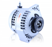 Ignition & Electrical System - MechMan Alternators - MechMan S Series 170 Amp Racing Alternator - 63-85 GM - 1 Wire