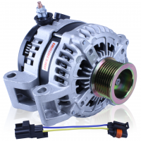 Alternator - Alternators - MechMan Alternators - MechMan E Series 240 Amp T Mount Alternator - Ford
