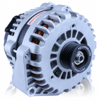 Ignition & Electrical System - MechMan Alternators - MechMan G Series 240 Amp Alternator - GM Truck w/ 2 Pin Plug