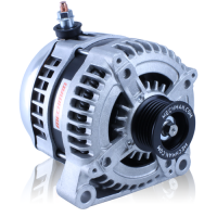 "Ignition & Electrical System - MechMan Alternators - MechMan S Series 320 Amp Compact Universal ""1 Wire"" Alternator"