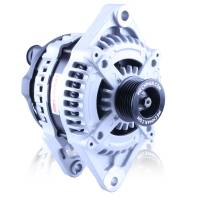 Ignition & Electrical System - MechMan Alternators - MechMan S Series 6 Phase 240 Amp Alternator - Dodge Saddle Mount