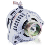 MechMan Alternators - MechMan S Series 6 Phase 170 Amp Racing Alternator - 2JZ