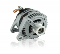 MechMan Alternators - MechMan S Series 6 Phase 240 Amp Alternator - Jeep 4.0 Late