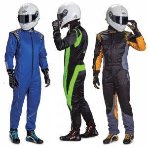 Kids Karting Suits