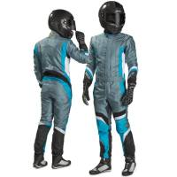 Sparco - Sparco X-Light KS-7 Youth Karting Suit Package