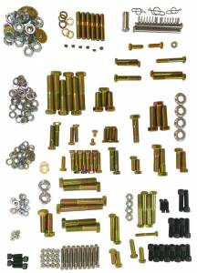 Hardware and Fasteners - Hardware & Fasteners - NEW - Complete Sprint Car - NEW