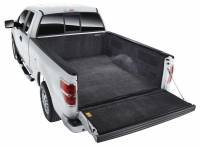 Recently Added Products - Bedrug - Bedrug BedRug Bed Mat - Gray - 5.5 ft Bed - Toyota Fullsize Truck 2007-16