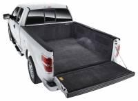Bedrug - Bedrug BedRug Bed Mat Gray - Drop-In Lined - 5.6 ft Bed - Ford Fullsize Truck 2004-14