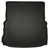 Carpeting, Vinyl Flooring and Floor Mats - Cargo Liners - Husky Liners - Husky Liners Weatherbeater Cargo Liner Plastic Black Ford Fullsize SUV 2011-15 - Each