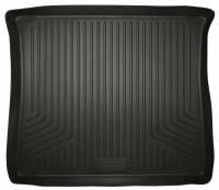 Carpeting, Vinyl Flooring and Floor Mats - Cargo Liners - Husky Liners - Husky Liners Weatherbeater Cargo Liner Plastic Black Behind 3rd Set - GM Fullsize SUV 2007-14