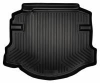 Carpeting, Vinyl Flooring and Floor Mats - Cargo Liners - Husky Liners - Husky Liners Weatherbeater Cargo Liner Plastic Black Toyota Prius 2010-15 - Each